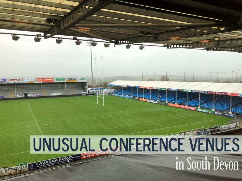 Unusual & Unique Conference Venues in South Devon - Visit South Devon