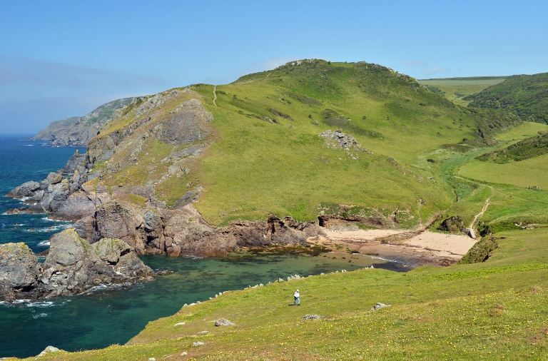 Enjoyable Secret Beaches Hidden Coves Near Salcombe Visit South Devon Beutiful Home Inspiration Aditmahrainfo