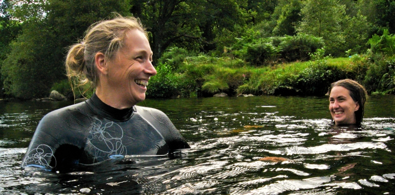 Top 10 Wild Swimming Locations in South Devon - Visit South