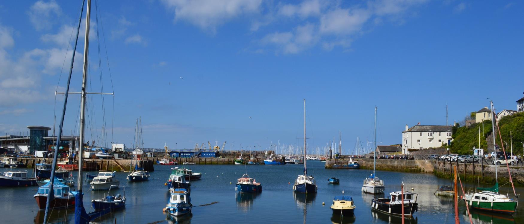 Holiday Parks, Camping and Caravanning in the English Riviera