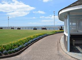 Exmouth Seafront