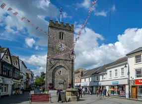 Newton Abbot Clock Tower