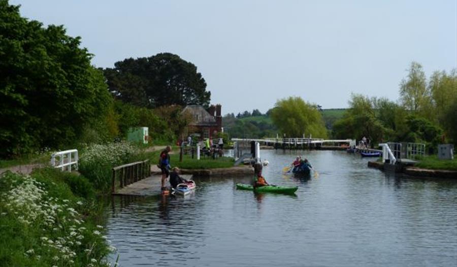 Exeter Ship Canal - Visit South Devon