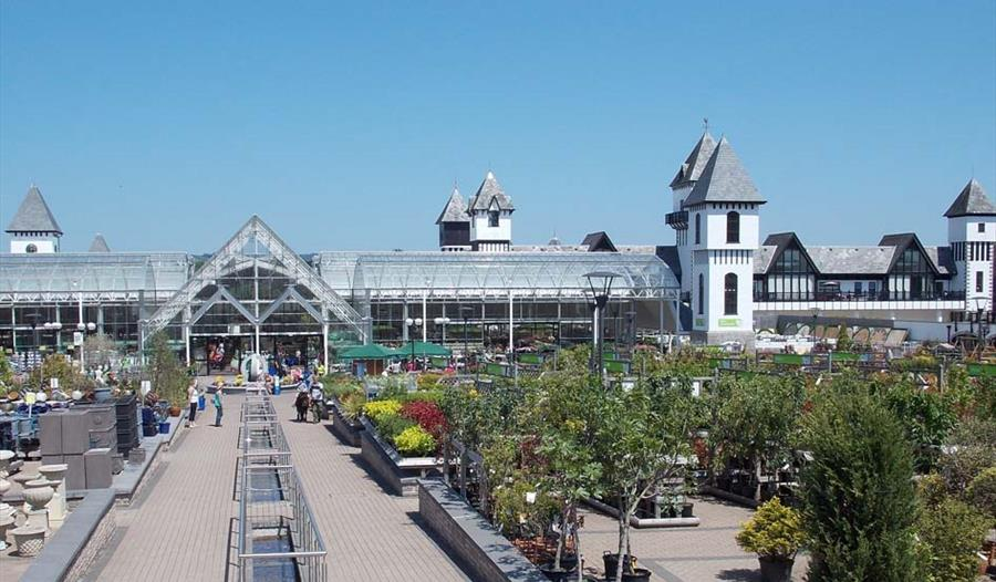 Trago Mills Family Shopping & Leisure Park - Visit South Devon