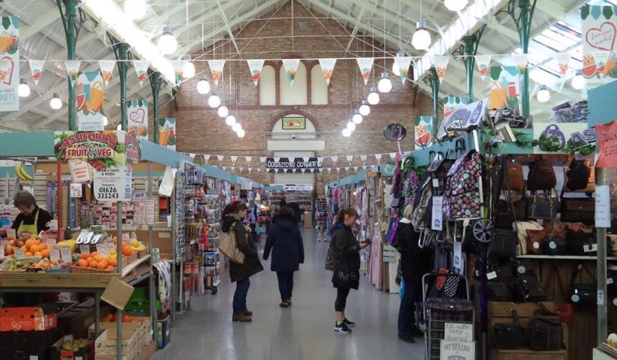Newton Abbot Indoor Market - - Visit South Devon