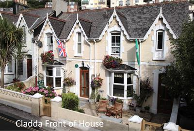 Cladda House and Apartments All Self Catering.