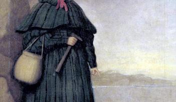 Mary Anning and the scientists
