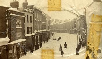 Fore Street in Old Photographs