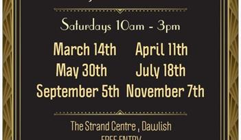 Dawlish Vintage and Antiques Fair
