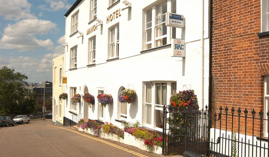 Family Rooms Exmouth
