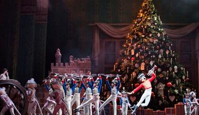 Nutcracker  -  NT Live to Screen
