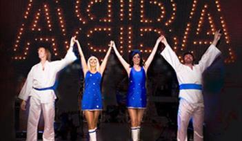 Abba's Angels Live in Concert @ Sheldon Open Air Theatre