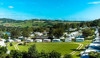 Andrewshayes Holiday Park camping caravanning holiday homes Devon