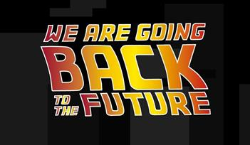 Back To The Future Event