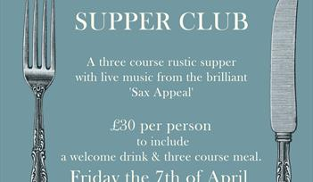 Bayards Kitchen Presents: Supper Club