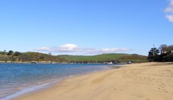 Beach at East Portlemouth