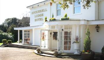 Buckerell Lodge Hotel.