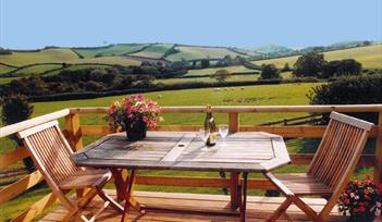 Bulleigh Park Farm Patio