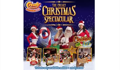 The Crealy Christmas Spectacular