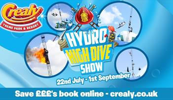 Hydro High Dive