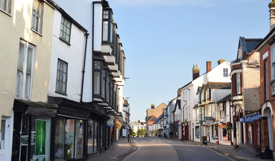 Cullompton Fore Street