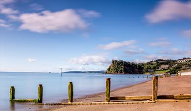 Teignmouth Main Beach