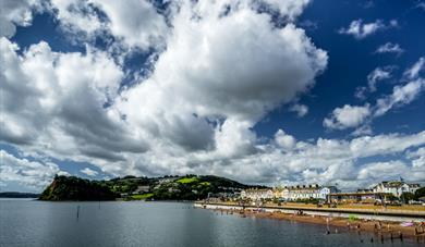 Teignmouth Sea Front