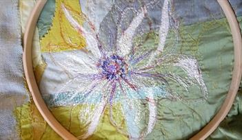 Freehand Machine Embroidery workshops