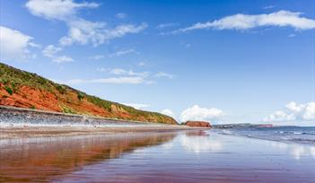 Dawlish Beach