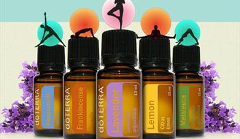 Simply Soulful Yoga - Yoga, Oils & Nutrition Masterclass