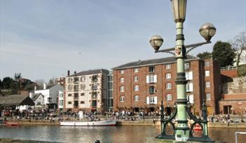 Exeter's Historic Quayside