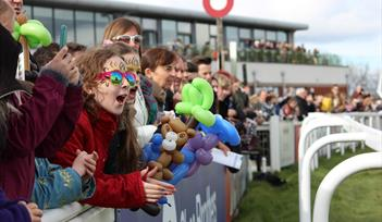Family Day at Exeter Racecourse
