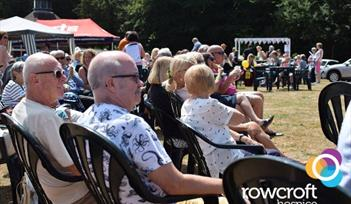 Rowcroft Hospice Garden Party
