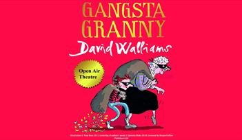 David Walliam's Gangsta Granny at Devonport Park, Plymouth