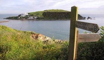 Burgh Island View. Photographer Christine Treharne, Ivybridge
