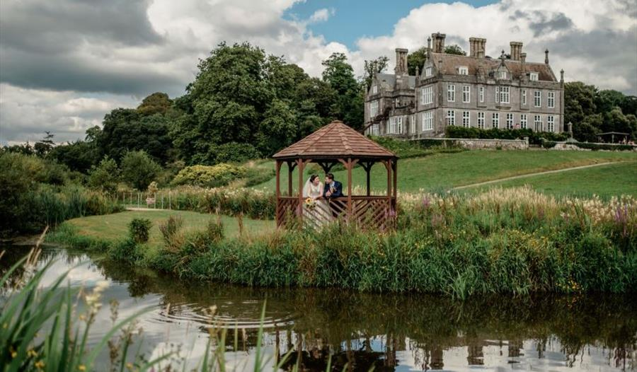 Getting married at Kitley House Hotel