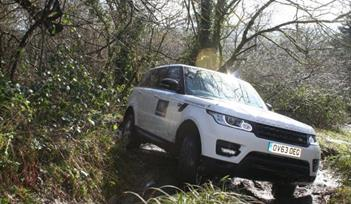 Land Rover Experience West Country