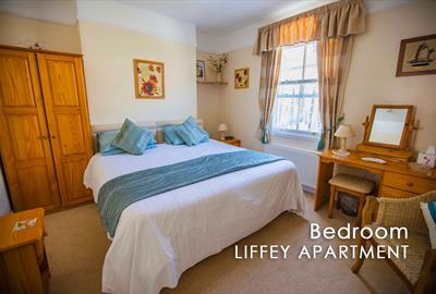 The Liffey Self Catering Apartment at Cladda House