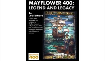 Mayflower 400: Legend and Legacy