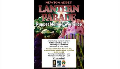 Newton Abbot lantern workshop