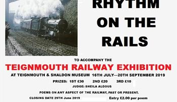 Rhythm on the Rails Poetry Competition