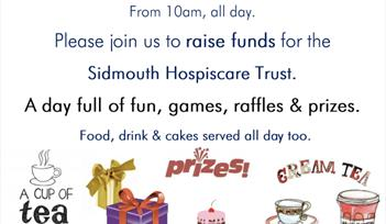 Sidmouth Hospiscare Fundraiser
