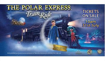 South Devon Railway Polar Express