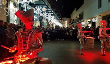 Capture the Magic of Christmas with Princesshay Late Night Shopping Experiences