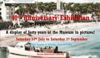 40th Anniversary Exhibition