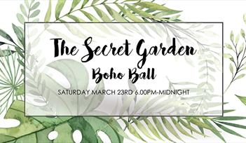 The Secret Garden Boho Ball