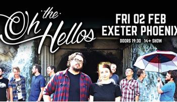 Exeter Phoenix - The Oh Hellos