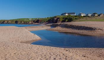 Thurlestone Beach