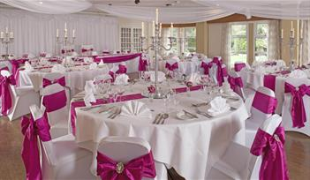 Weddings at the Abbey Sands Hotel