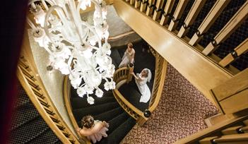 Weddings at the Grand Hotel